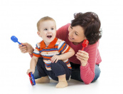 Fall Semester Infant / Toddler Mommy & Me Classes!